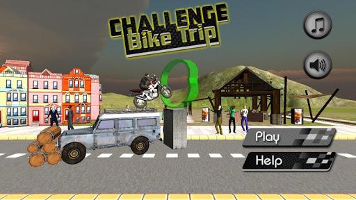 Challenge Bike Trip - 3D Stunt