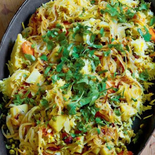 Vegetable Biryani from 'River Cottage Veg'