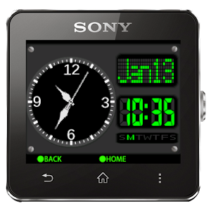 A04 WatchFace for SmartWatch2 生活 App LOGO-APP試玩
