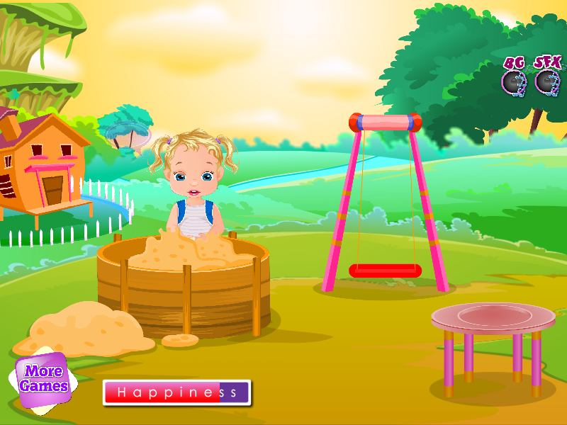 Dirty Baby Care- screenshot