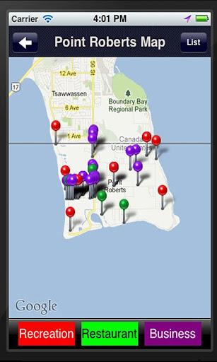 免費下載旅遊APP|Point Roberts, WA Visitor Info app開箱文|APP開箱王
