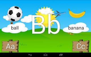 Screenshot of Learn the Alphabet Kids ABCs