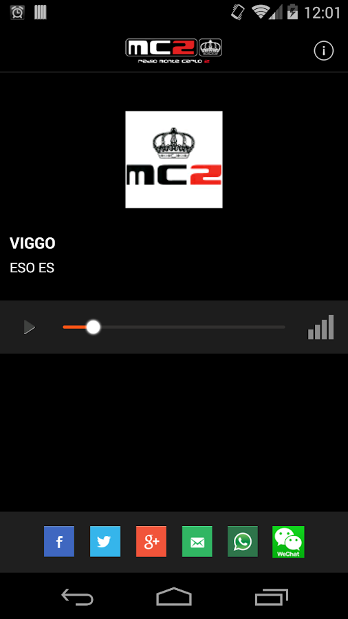 radio monte carlo 2 android apps on play