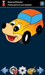 Puzzle Shapes - Vehicle - screenshot thumbnail