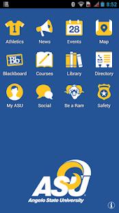 ASU Mobile - screenshot thumbnail
