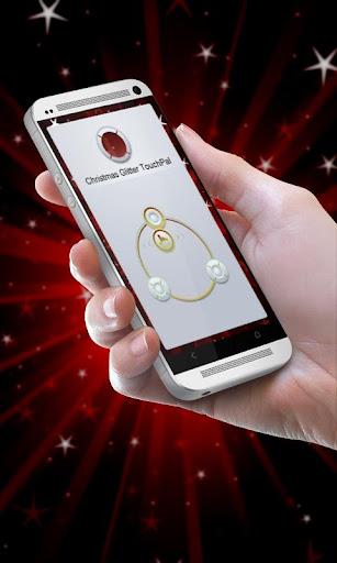 クリスマスグリッター TouchPal Theme|玩個人化App免費|玩APPs