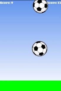 football games soccer juggle - screenshot thumbnail