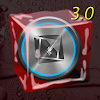 TSF Shell Theme Ice Cube Red