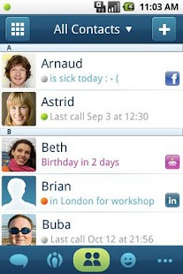 Phonebook 2.0 - screenshot thumbnail