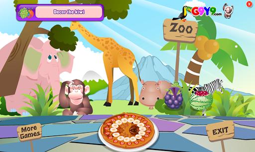 ピザメーカーの料理ゲーム
