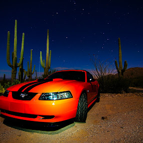 Hot Rod GT by Ed Mullins - Transportation Automobiles ( mustang gt, ford )