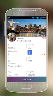 SayHi Chat, Love, Meet, Dating- screenshot thumbnail