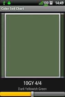 Soil Color Chart- screenshot thumbnail
