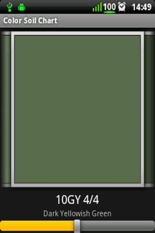 Soil Color Chart- screenshot