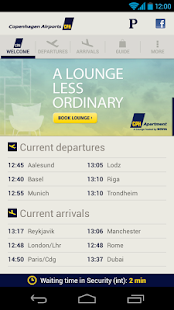 CPH Airport- screenshot thumbnail