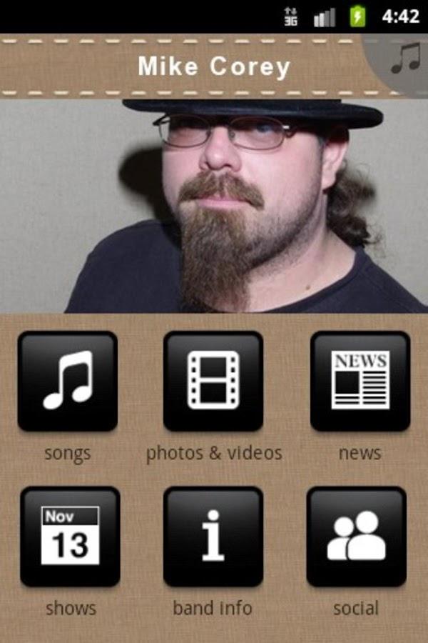 Mike Corey- screenshot