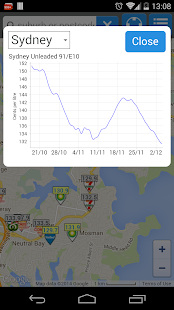 Petrol Spy Australia Screenshot