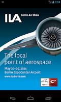 Screenshot of ILA Berlin Air Show 2014