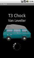 Screenshot of Camper Van Leveller