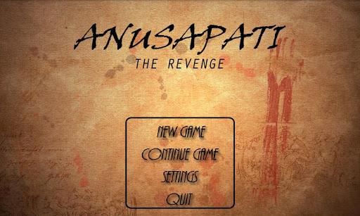 Anusapati the Revenge