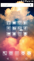 Screenshot of Glasklart - Icon Pack