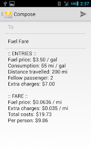 Fuel Fare- screenshot thumbnail