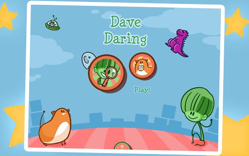Dave Daring Lite