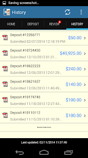 DeposZip Mobile - screenshot thumbnail