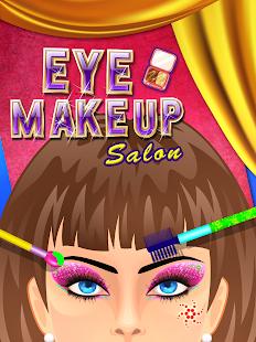 Eye Makeover Spa - Girl Games