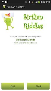 Sicilian Riddles- screenshot thumbnail