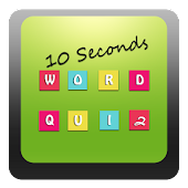10 Seconds Word Quiz