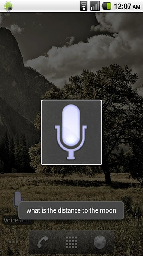 Genie Assistant - not Siri- screenshot
