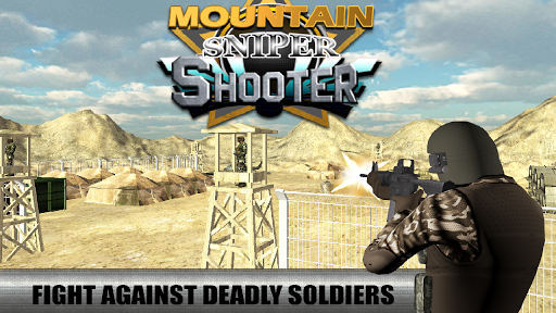 Mountain Sniper Shooter 3D