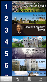 Château de Cardiff - officiel- screenshot thumbnail