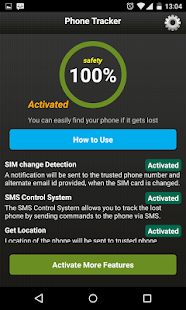 Phone Tracker - Anti Theft- screenshot thumbnail
