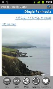 Ireland - FREE Travel Guide- screenshot thumbnail