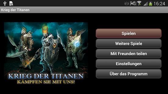 Krieg der Titanen- screenshot thumbnail