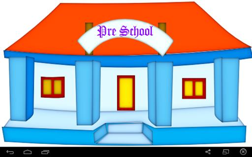 Preschool Kids learner-English