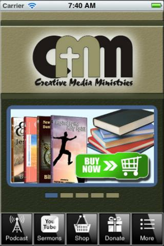 Creative Media Ministries