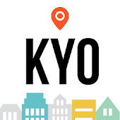 Kyoto city guide(maps)