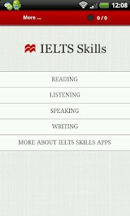 IELTS Skills - Free - screenshot thumbnail