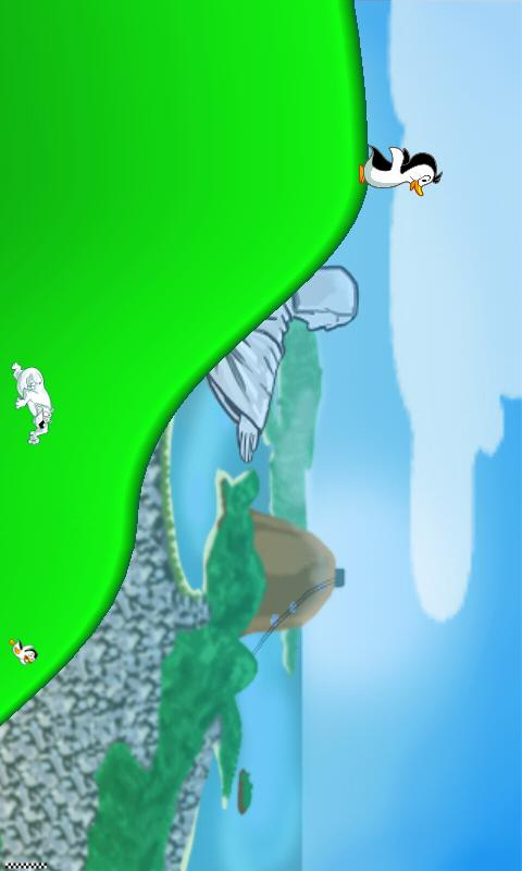 Flying Penguin - Free Game - screenshot