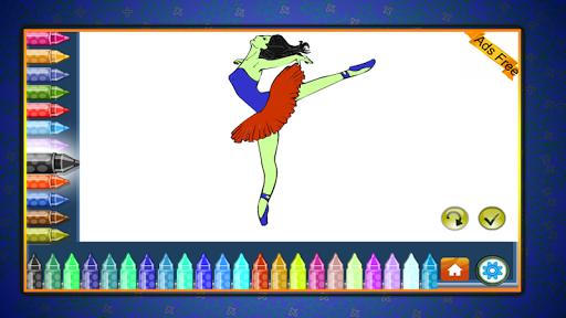 Coloring Book Dancing 1.7.0 screenshots 13