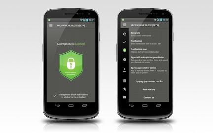 Mic Block - Anti spy & malware Screenshot 42