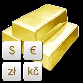 Kalkulator złota i srebra