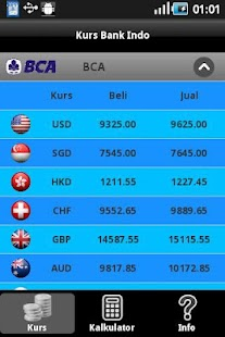 Kurs Bank Indo - screenshot thumbnail