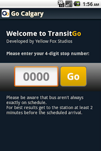 Transit Go - Bus Schedule- screenshot thumbnail