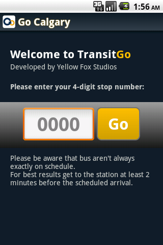 Transit Go - Bus Schedule- screenshot