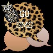 GO SMS - Cheetah Owl
