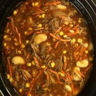 Amelia's Slow Cooker Brunswick Stew.